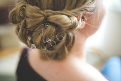Wedding hair Sheffield hair salon - Ecclesall Road hairdressers